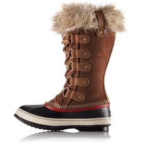 Sorel Joan Of Arctic Boots Women Umber/Red Dahlia